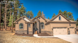 Photo of 1210 Cottontail Trail, Woodland Park, CO 80863 (MLS # 7393966)