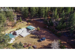 Photo of 250 Spruce Avenue, Woodland Park, CO 80863 (MLS # 7410500)