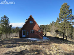 Photo of 76 Green Horn Trail, Florissant, CO 80816 (MLS # 7450191)