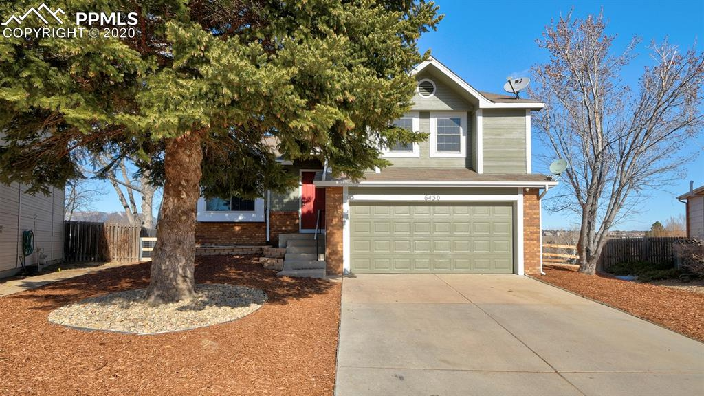 Photo for 6430 Amethyst Court, Colorado Springs, CO 80918 (MLS # 7513160)