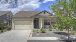 Photo of 7572 Mountain Spruce Drive, Colorado Springs, CO 80927 (MLS # 7523228)