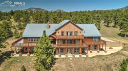 Photo of 750 Old Kathleen Trail, Guffey, CO 80820 (MLS # 7589176)