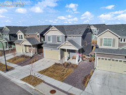 Photo of 6828 Mineral Belt Drive, Colorado Springs, CO 80927 (MLS # 7596888)