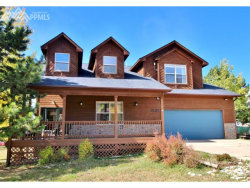 Photo of 2121 Valley View Drive, Woodland Park, CO 80863 (MLS # 7657714)