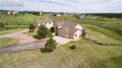 Photo of 3150 Stage Line Court, Colorado Springs, CO 80921 (MLS # 7710787)