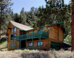 Photo of 79 Ranch View Drive, Florissant, CO 80816 (MLS # 7719021)