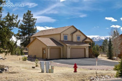 Photo of 2110 Valley View Drive, Woodland Park, CO 80863 (MLS # 7730666)