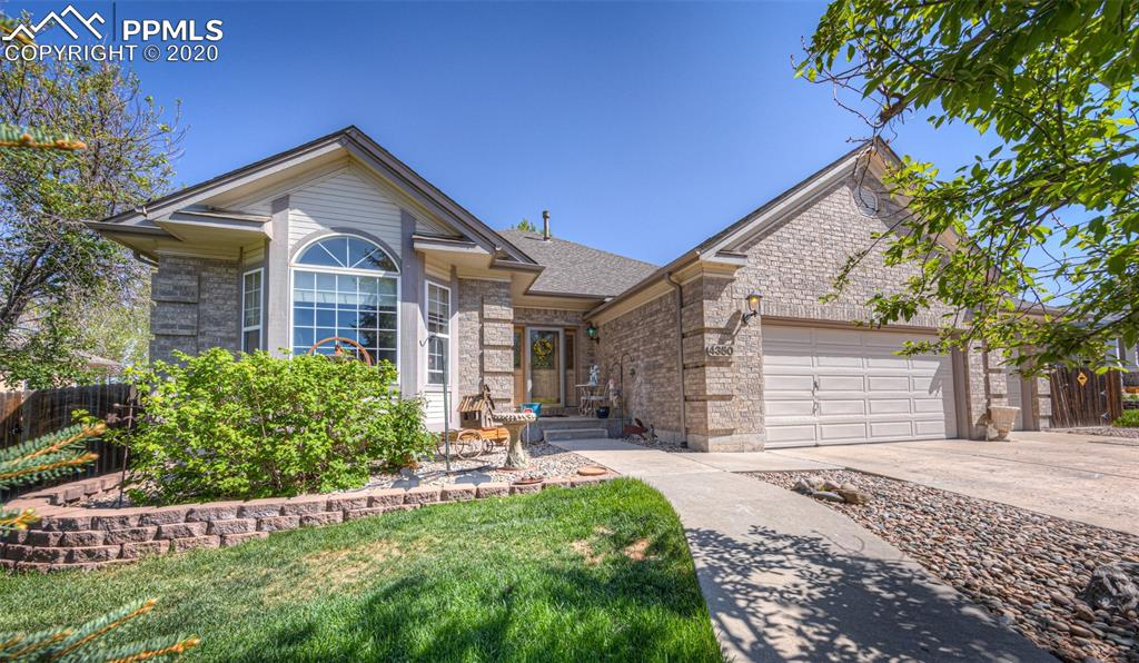 Photo for 4350 Dynasty Drive, Colorado Springs, CO 80918 (MLS # 7744591)