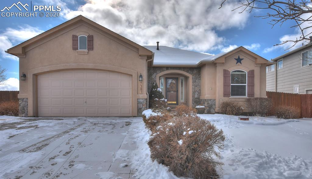 Photo for 7387 Legend Hill Drive, Colorado Springs, CO 80923 (MLS # 7839480)