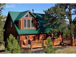 Photo of 979 Hackamore Drive, Florissant, CO 80816 (MLS # 7844518)