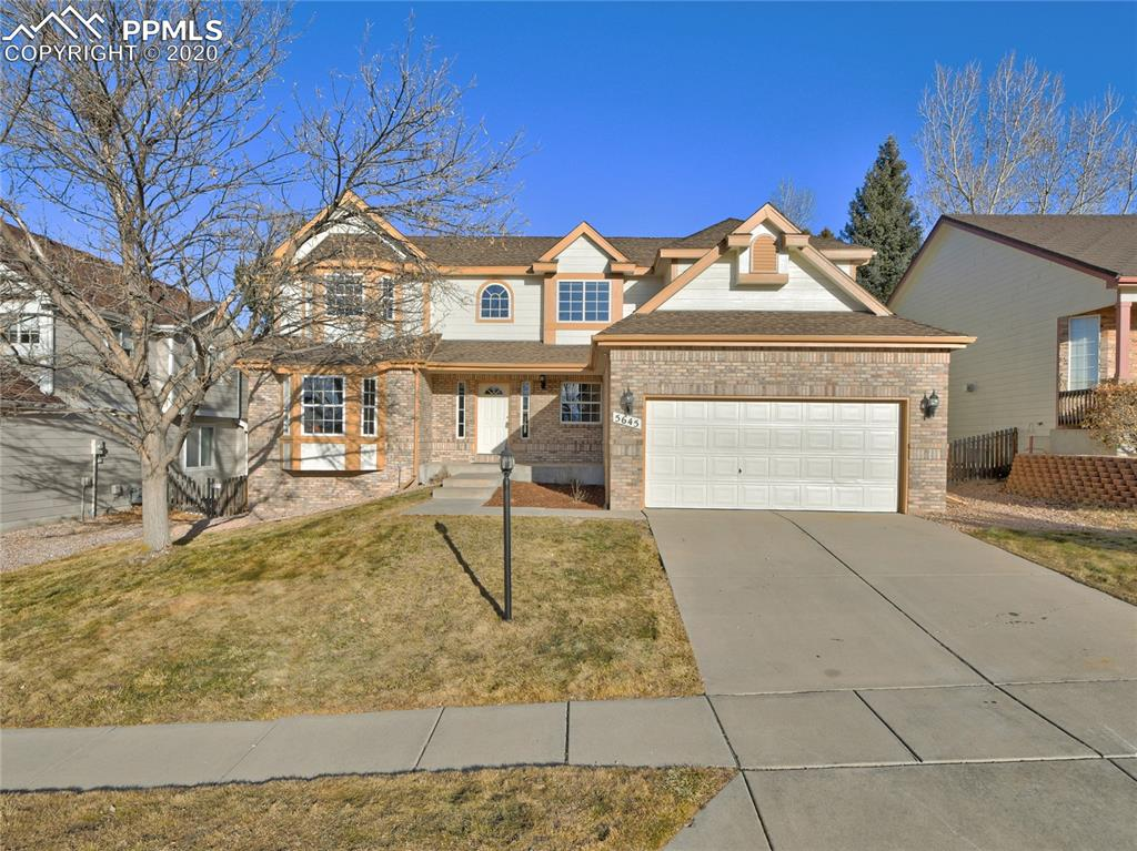 Photo for 5645 Saddle Rock Road, Colorado Springs, CO 80918 (MLS # 7882217)