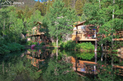 Photo of 6040 Big Horn Road, Manitou Springs, CO 80829 (MLS # 7891857)