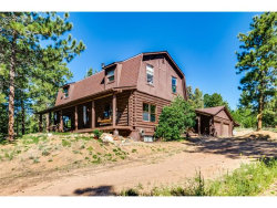 Photo of 8616 Cedar Mountain Road, Divide, CO 80814 (MLS # 7906937)