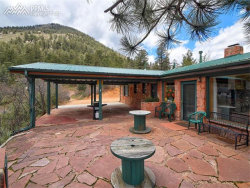 Photo of 8250 Oak Street, Cascade, CO 80809 (MLS # 7910941)