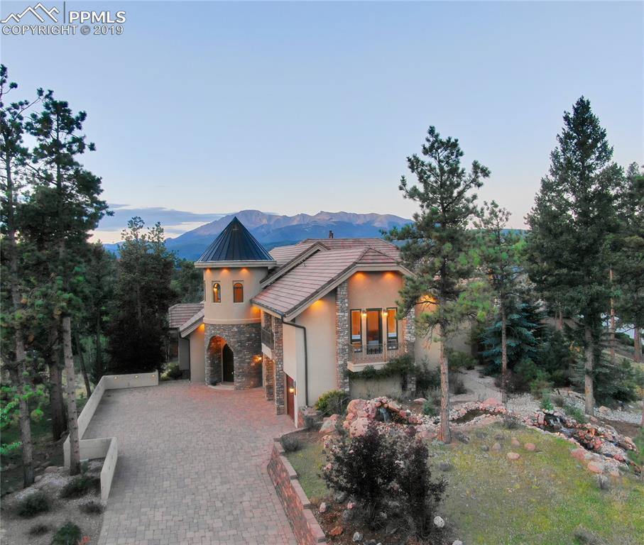 Photo for 201 Eagles Perch Place, Woodland Park, CO 80863 (MLS # 7952877)