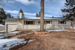 Photo of 138 Rolling Park Drive, Woodland Park, CO 80863 (MLS # 7956521)