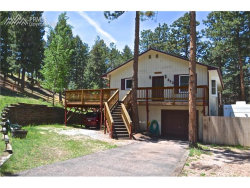 Photo of 302 Elm Street, Woodland Park, CO 80863 (MLS # 8021150)