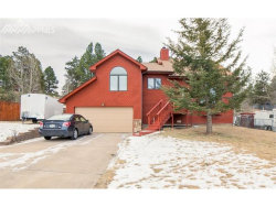 Photo of 1975 Valley View Drive, Woodland Park, CO 80863 (MLS # 8023350)