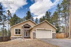 Photo of 126 W Kelleys Road, Woodland Park, CO 80863 (MLS # 8026656)