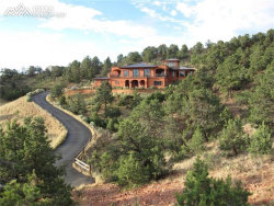 Photo of 230 Crystal Park Road, Manitou Springs, CO 80829 (MLS # 8040638)