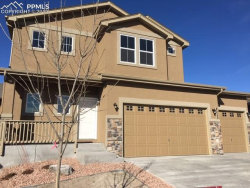 Photo of 8223 Burl Wood Drive, Colorado Springs, CO 80908 (MLS # 8042922)
