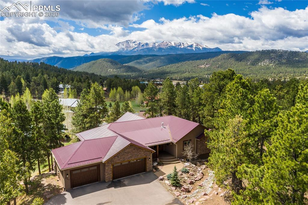 Photo for 791 Skyline Drive, Woodland Park, CO 80863 (MLS # 8054503)
