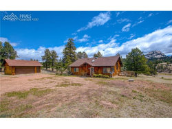 Photo of 736 Hackamore Drive, Florissant, CO 80816 (MLS # 8165997)