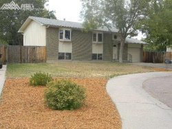Photo of 7220 Hermits Hollow Court, Colorado Springs, CO 80911 (MLS # 8198494)