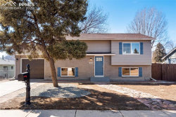 Photo of 1840 Olympic Drive, Colorado Springs, CO 80910 (MLS # 8200760)