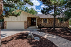 Photo of 5505 Saddle Rock Place, Colorado Springs, CO 80918 (MLS # 8211913)