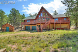 Photo of 5819 County 59 Road, Guffey, CO 80820 (MLS # 8226841)