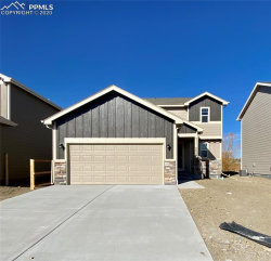 Photo of 9840 Castor Drive, Colorado Springs, CO 80925 (MLS # 8298196)