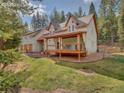 Photo of 1640 Masters Drive, Woodland Park, CO 80863 (MLS # 8326725)