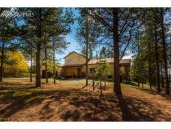 Photo of 410 Fairfield Lane, Woodland Park, CO 80863 (MLS # 8339714)