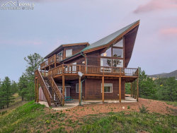 Photo of 316 Sunset Lane, Cripple Creek, CO 80813 (MLS # 8401174)