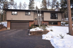 Photo of 1161 Pine Ridge Road, Woodland Park, CO 80863 (MLS # 8412312)
