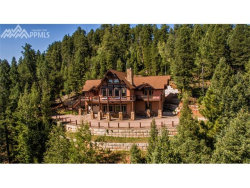 Photo of 1339 W Midland Avenue, Woodland Park, CO 80863 (MLS # 8413988)