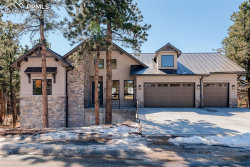 Photo of 621 Skyline Drive, Woodland Park, CO 80863 (MLS # 8431665)