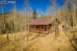 Photo of 9867 S Highway 67 Highway, Cripple Creek, CO 80813 (MLS # 8456857)