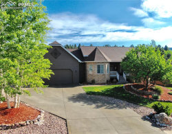 Photo of 420 Black Bear Trail, Woodland Park, CO 80863 (MLS # 8462553)