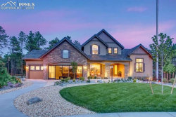 Photo of 1654 Summerglow Lane, Monument, CO 80132 (MLS # 8690110)