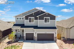 Photo of 12845 Morning Breeze Way, Peyton, CO 80831 (MLS # 8694817)