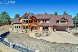Photo of 684 Kylie Heights Heights, Woodland Park, CO 80863 (MLS # 8720840)
