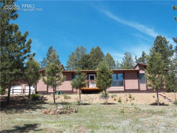 Photo of 289 Black Mesa Circle, Florissant, CO 80816 (MLS # 8759723)