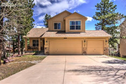 Photo of 1400 Evergreen Heights Drive, Woodland Park, CO 80863 (MLS # 8792546)