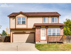 Photo of 6765 Bear Tooth Drive, Colorado Springs, CO 80923 (MLS # 8845882)