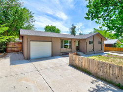 Photo of 105 Fordham Street, Colorado Springs, CO 80911 (MLS # 8936641)