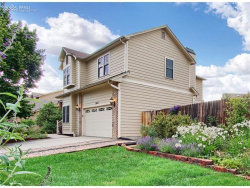 Photo of 3645 Tapestry Terrace, Colorado Springs, CO 80918 (MLS # 9034663)