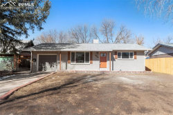 Photo of 142 Judson Street, Colorado Springs, CO 80911 (MLS # 9087421)