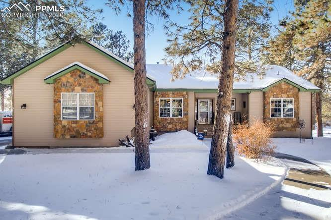 Photo for 17940 Woodhaven Drive, Colorado Springs, CO 80908 (MLS # 9089430)